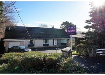Thumbnail 4 bedroom detached bungalow for sale in Drumavoley Road, Ballycastle