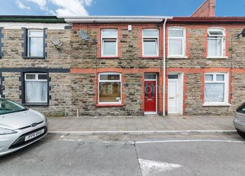 Thumbnail 3 bed terraced house for sale in Station Road, Glan Y Nant, Blackwood, Caerphilly.
