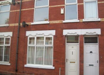 Thumbnail 3 bedroom terraced house to rent in Beatrice Avenue, Gorton, Manchester