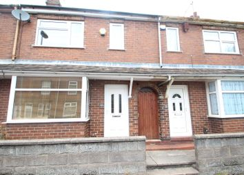 Thumbnail 2 bedroom town house to rent in Hillary Street, Cobridge, Stoke-On-Trent