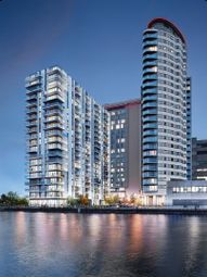 Thumbnail 1 bedroom flat for sale in Lightbox, Media City, Salford Quays
