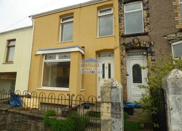 3 bed terraced house for sale in John Street, Nantymoel, Bridgend. CF32