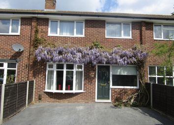 Thumbnail 3 bed terraced house for sale in Denvilles Close, Denvilles, Havant