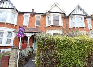 Thumbnail 4 bed terraced house for sale in Harpenden Road, London