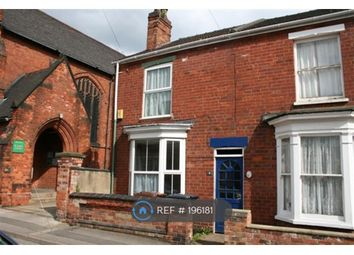 Thumbnail 3 bed terraced house to rent in Charles Street West, Lincoln