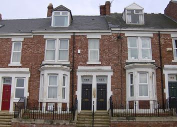 Thumbnail 3 bedroom maisonette for sale in Brighton Road, Bensham, Gateshead