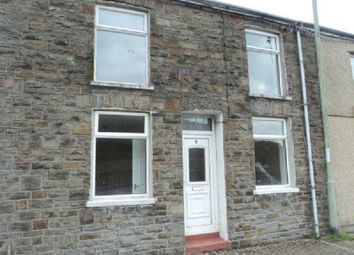 Thumbnail 3 bed property to rent in Vale View Terrace, Nantymoel, Bridgend.