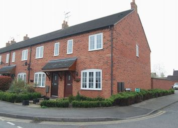 Thumbnail 3 bed end terrace house to rent in Bleachfield Street, Alcester