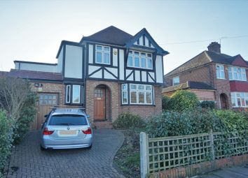 Thumbnail 4 bed detached house for sale in Chatham Avenue, Bromley