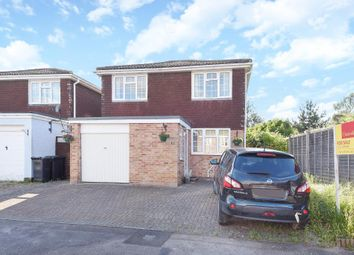 Thumbnail 4 bed detached house for sale in Pegasus Close, Thatcham