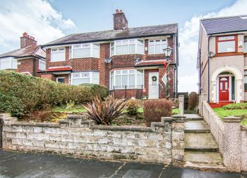 Thumbnail 3 bed semi-detached house for sale in Town Lane, Bebington, Wirral