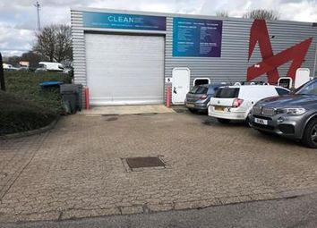 Thumbnail Light industrial to let in Crusader Close, Gillingham Business Park, Gillingham, Kent