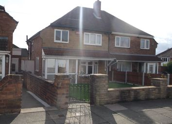 Thumbnail 3 bed semi-detached house for sale in Weybourne Road, Great Barr