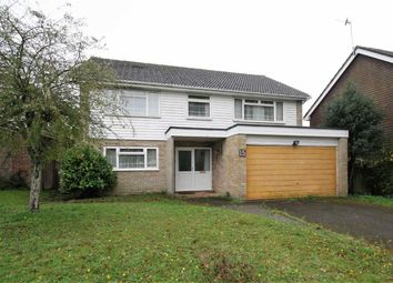 Thumbnail 4 bed property for sale in Chestnut Close, Liphook, Hampshire