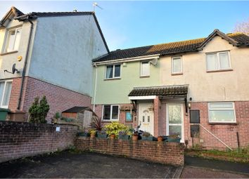 Thumbnail 2 bed terraced house for sale in St. Francis Court, Plymouth