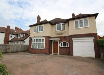 Thumbnail 4 bedroom detached house for sale in London Road, Stoneygate, Leicester, Leicestershire