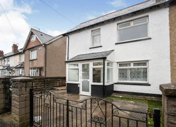 2 bed semi-detached house for sale in Sudcroft Street, Cardiff CF11