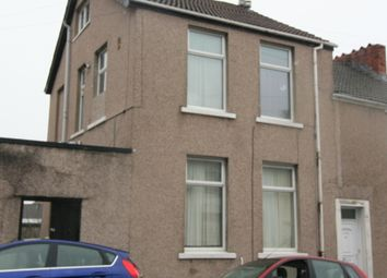 Thumbnail 1 bed flat to rent in Westbury Street, Swansea