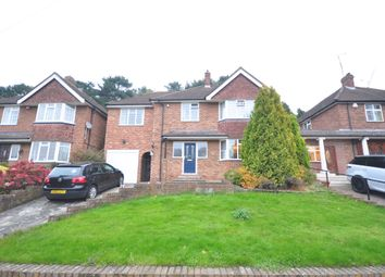 Thumbnail 4 bedroom detached house to rent in Chapel View, Selsdon, South Croydon