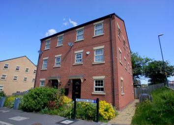 Thumbnail 2 bed town house to rent in Towpath Way, Spondon, Derby