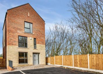 Thumbnail 4 bed detached house for sale in Chaddock Lane, Worsley, Manchester