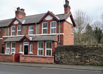 Thumbnail 3 bed cottage to rent in Derby Road, Belper