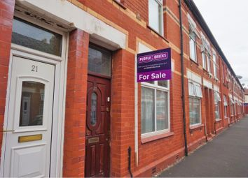 3 bed terraced house for sale in Albert Avenue, Manchester M18