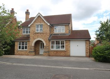 Thumbnail 5 bed detached house for sale in St George's Gate, Darlington, Darlington