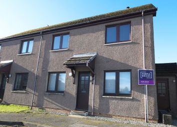 Thumbnail 2 bed flat for sale in Croyard Park, Beauly