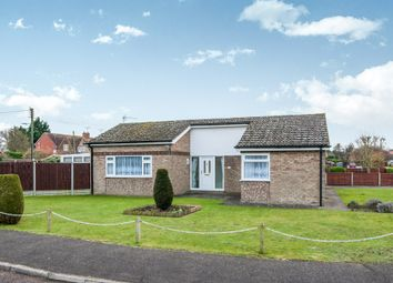Thumbnail 3 bedroom detached bungalow for sale in Nightingale Lane, Feltwell, Thetford