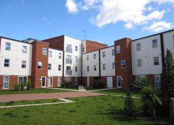 Thumbnail 2 bedroom flat to rent in Holman Court, Ipswich