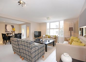 Thumbnail 3 bed flat to rent in St. Johns Wood Park, St John's Wood, London