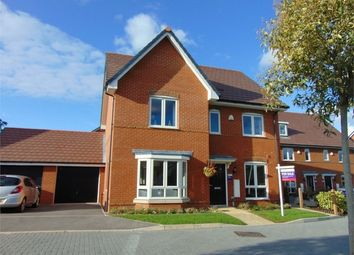 Thumbnail 4 bed detached house for sale in Hyde End Road, Spencers Wood, Reading, Berkshire