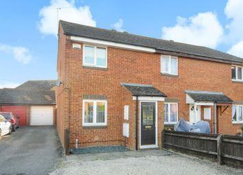 Thumbnail 2 bedroom end terrace house for sale in Leach Road, Berinsfield, Wallingford