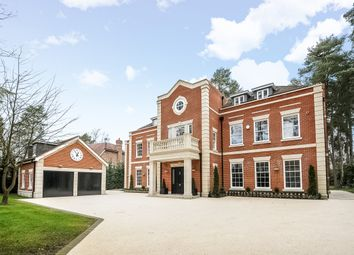 Thumbnail 6 bed property to rent in Sunning Avenue, Sunningdale, Ascot