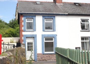 Thumbnail 2 bed end terrace house for sale in Laundry Place, Abergavenny