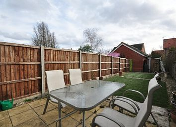 2 bed terraced house for sale in Rectory Road, Dickleburgh, Diss IP21