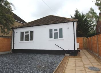 Thumbnail 3 bed detached bungalow for sale in Banstead Road, Carshalton