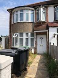 Thumbnail 4 bed property to rent in West Green Road, London