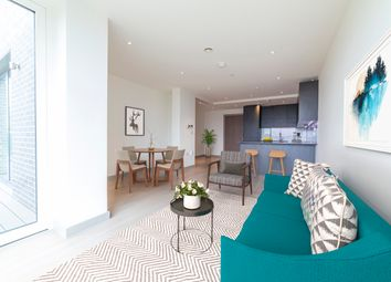 Thumbnail 2 bedroom flat for sale in 175 Long Lane, London