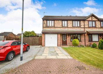 Thumbnail 4 bed semi-detached house for sale in Ashdene Close, Willerby, East Riding Of Yorkshire