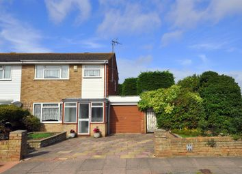 Thumbnail 3 bed semi-detached house for sale in Beatty Road, Langney Point, Eastbourne