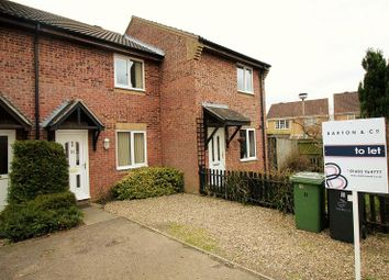 Thumbnail 2 bed terraced house to rent in Harry Blunt Way, Scarning, Dereham