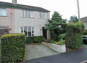 Thumbnail 3 bed semi-detached house to rent in Kirk Flatt, Great Urswick, Ulverston