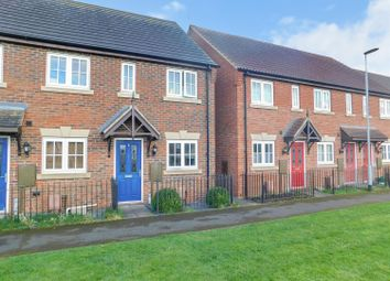 Thumbnail 2 bed end terrace house for sale in Harvest Way, Skegness