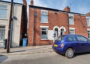 Thumbnail 2 bed terraced house for sale in Steynburg Street, Hull