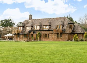 Thumbnail 7 bed detached house for sale in Breamore Road, Downton, Salisbury
