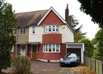 Thumbnail 3 bed end terrace house to rent in Park Avenue, Enfield