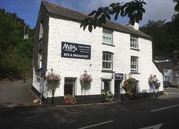 Thumbnail Hotel/guest house for sale in Crumple Horn, Polperro, Cornwall