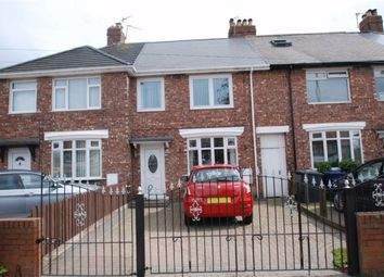 3 bed terraced house for sale in Prince Edward Road, South Shields NE34
